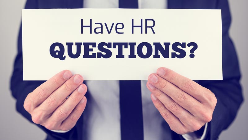 Have HR Questions?