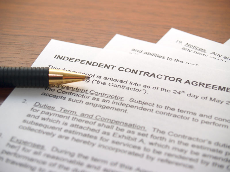 Attention! California's Independent Contractor Law Has Changed!
