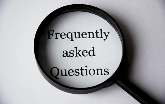 Return to Work FAQ's